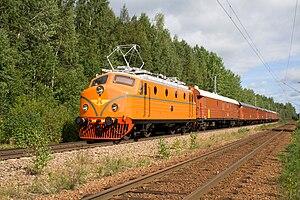 SJ Ra - Rapid 846 at the Swedish Railway Museum