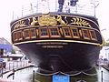 SS Great Britain transom.JPG
