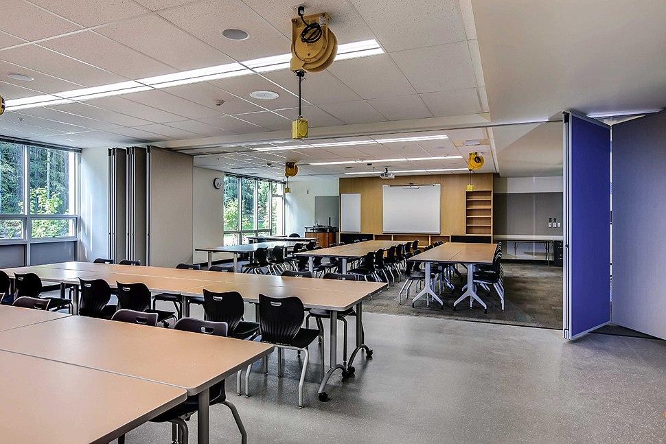 STEM School classroom