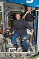 STS-127 ISS-20 Julie Payette and Koichi Wakata in the Harmony node.jpg