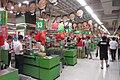 SZ 深圳市 Shenzhen 福田 Futian 福中路 Fuzhong Road 國際人才大廈 Rencai Building 華潤萬家超級市場 Vanguard CR Supermarket pay checkout points Sept 2017 IX1.jpg
