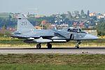 Saab JAS-39C Gripen, Sweden - Air Force JP7682601.jpg