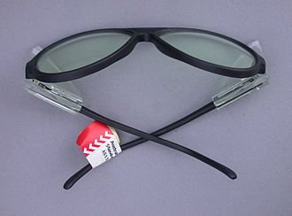 Eye protection - Image: Safety Glasses Shield