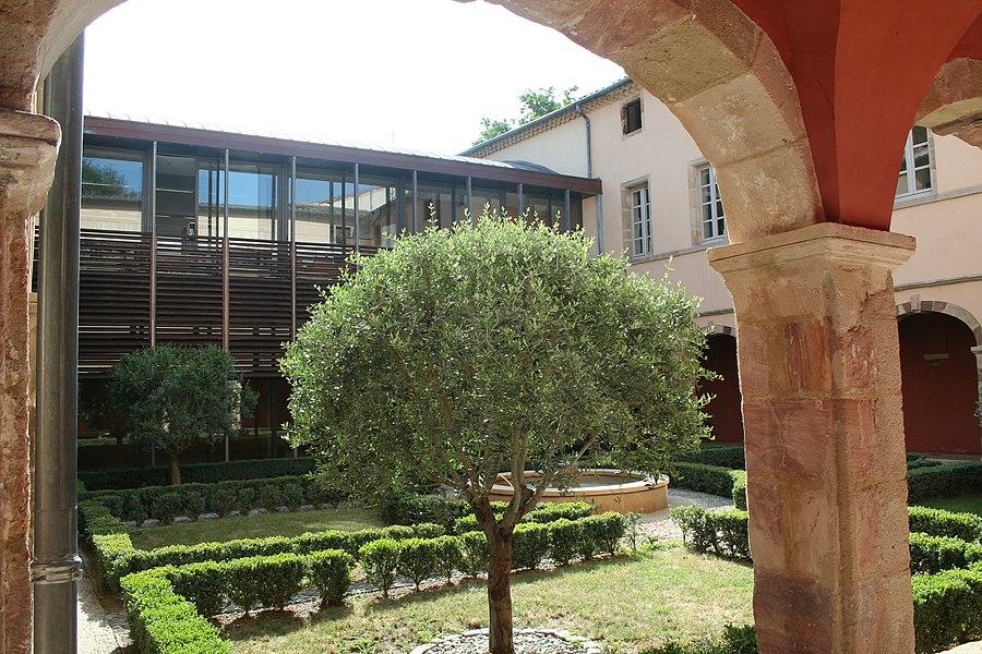 Saint-Chinian (Hérault) - bibliothèque.