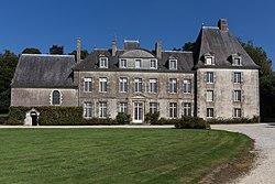 Saint-Germain-sur-Ille - Château du Verger au Coq 02.jpg
