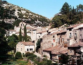 Saint-Guilhem-le-Désert - Gellone monastery