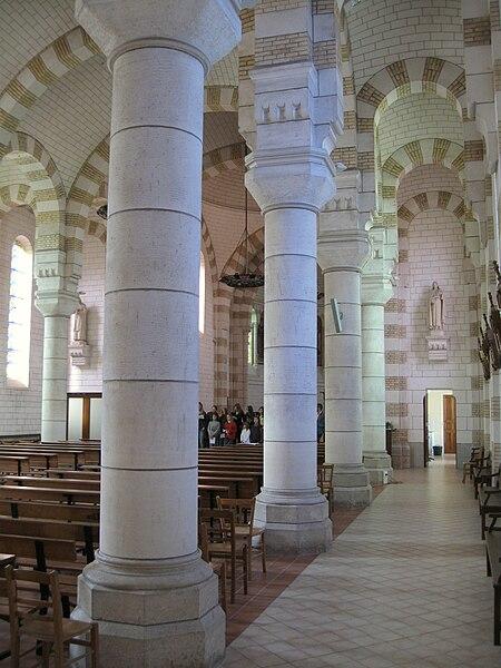 Église Saint-Jean-Baptiste, Saint-Jean-de-la-Ruelle, Loiret, France