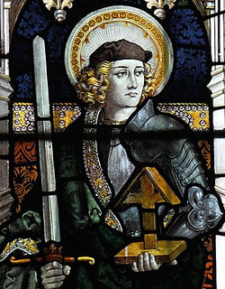 Saint Alban English protomartyr