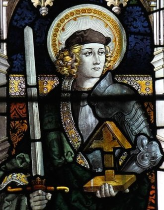 Anglicanism - Saint Alban is venerated as the first-recorded British Christian martyr.