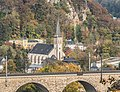 Saint Cunigunde church in Luxembourg City 01.jpg