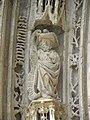 Saintes (17) Cathédrale Saint-Pierre Portail occidental 03.JPG