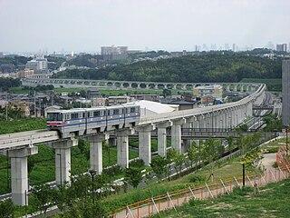 Osaka Monorail Saito Line