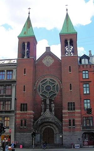 Nørrebrogade - No. 27: The Sacrament Church