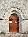 Salles-de-Barbezieux 16 Église portail 2013.jpg