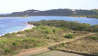 Salt River Bay National Historical Park and Ecological Preserve National Park Service unit in the U.S. Virgin Islands