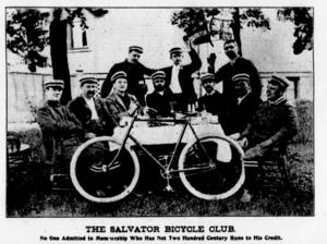 Cycling club - Image: Salvatorbicycleclub