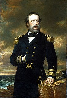 Samuel Francis Du Pont United States Navy admiral