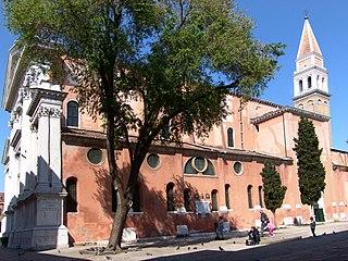 Roman Catholic church in the Sestiere of Castello in Venice, Italy