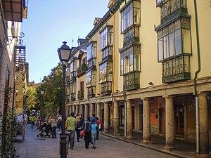 San Lorenzo de El Escorial calle