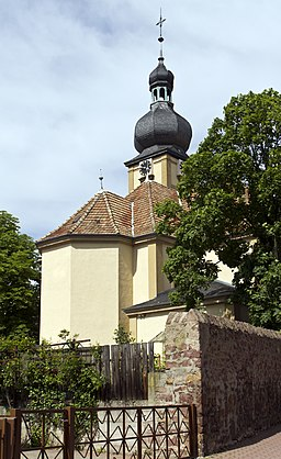 Sandhausen St. Bartholomäus Kirche 20130602
