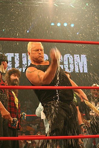 The Sandman (wrestler) - Sandman upon his return to TNA in July 2010