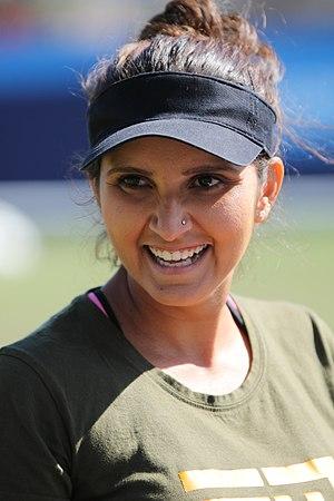 Sania Mirza - Sania Mirza, June 2017