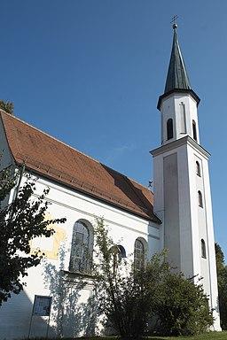 Sankt Franziskus in Dasing