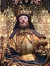 Knud den Hellige efter altertavle fra Næstved