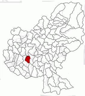 Sânpaul, Mureș Commune in Mureș, Romania