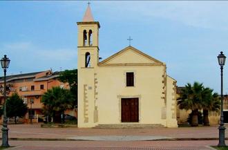 Decimomannu - Church of Santa Greca