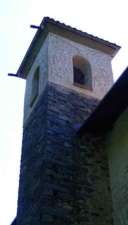Santuario del mazzucco campanile