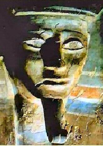 Kamose - Image: Sarcophage Kamose
