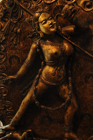 Churel - Within Hindu belief, Churels may become dakinis and serve the goddess Kali.