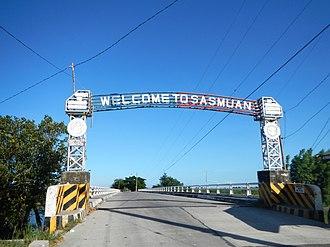 Sasmuan, Pampanga - Image: Sasmuanjf