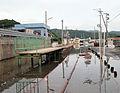 Sawada Station submerged under water 01.jpg