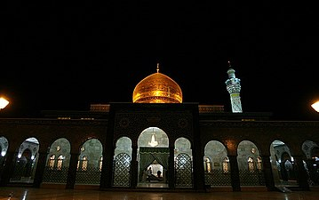 Sayyidah Zaynab Mosque, Damascus - 11 May 2008 03.jpg