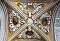 Scala d'oro, stucchi di alessandro vittoria con affreschi di g.b. franco, finita nel 1566, 06.JPG