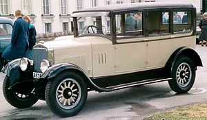 Scania AB - Scania-Vabis 2122 1929