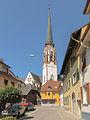 Schönau im Schwarzwald, die Pfarrkirche Mariä Himmelfahrt foto1 2013-07-26 11.36.jpg