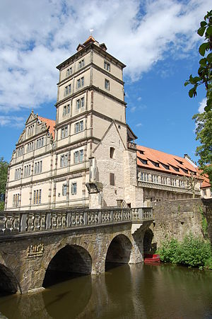 Lippe-Brake - Schloss Brake, Lemgo