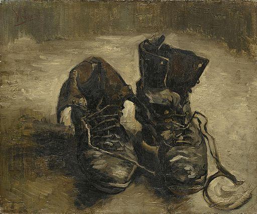Schoenen - s0011V1962 - Van Gogh Museum