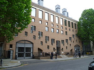 UCL School of Slavonic and East European Studies - Image: School of Slavonic & East European Studies