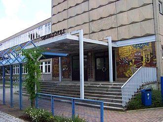 Neukieritzsch - School