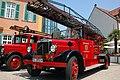 Schwetzingen - Feuerwehrfahrzeug Magirus-Deutz DL-19 - RV-2211H - 2018-07-15 12-58-40.jpg