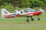 Scottish Aviation Bulldog 121 'XX513 - 10' (G-KKKK) (32805049992).jpg