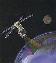 SeaStar satellite orbit