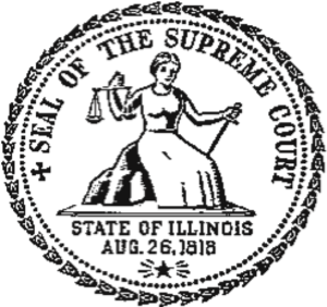 Supreme Court of Illinois - Seal of the Supreme Court of Illinois