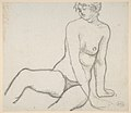 Seated Nude Leaning on Her Left Hand MET DP811911.jpg