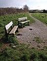 Seats, Churchtown Farm Community Nature Reserve - geograph.org.uk - 1192772.jpg