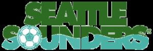 Seattle Sounders (1974–83) - Image: Seattle sounders textlogo